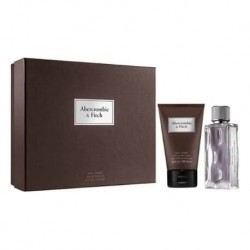 Abercrombie & Fitch First Instinct Set EDT-Showergel