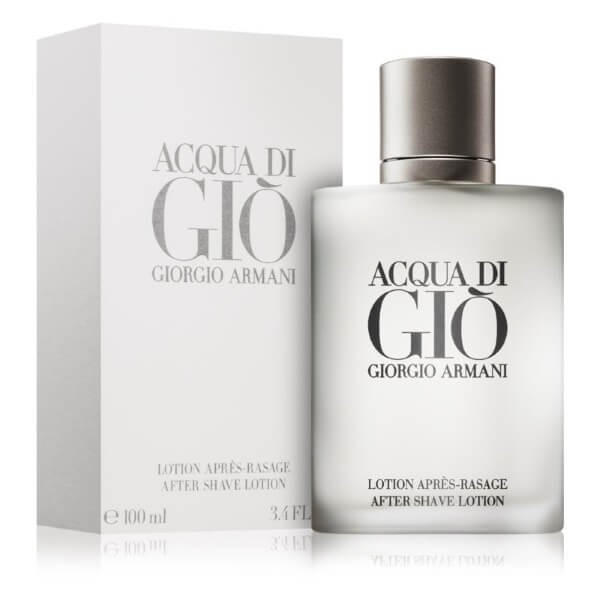 Armani Acqua di Gio Aftershave Lotion 100 ml