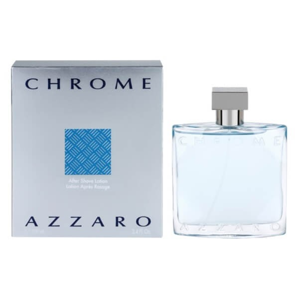Azzaro Chrome Aftershave 100 ml