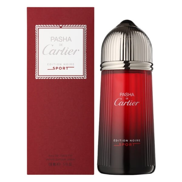 Cartier Pasha de Cartier Edition Noire Sport EDT 50 ml