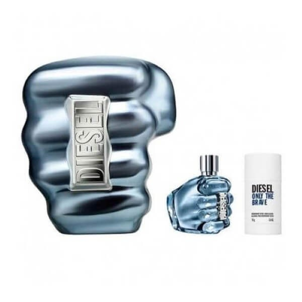 Diesel Only The Brave Set EDT-Deostick