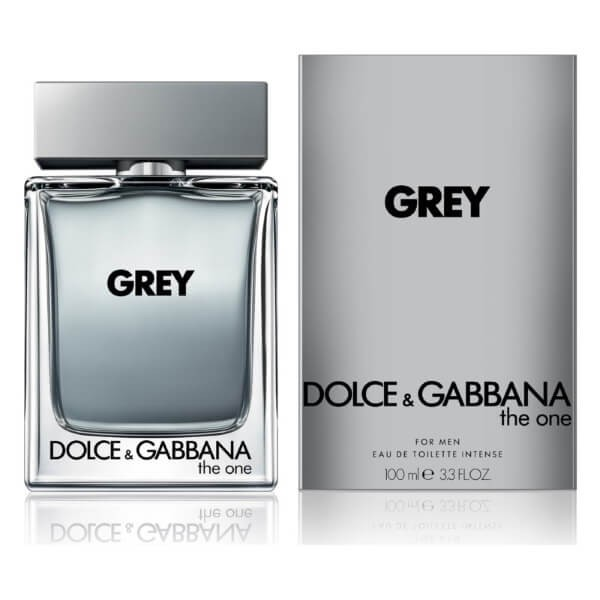 Dolce & Gabbana The One for Men Grey EDP 100 ml