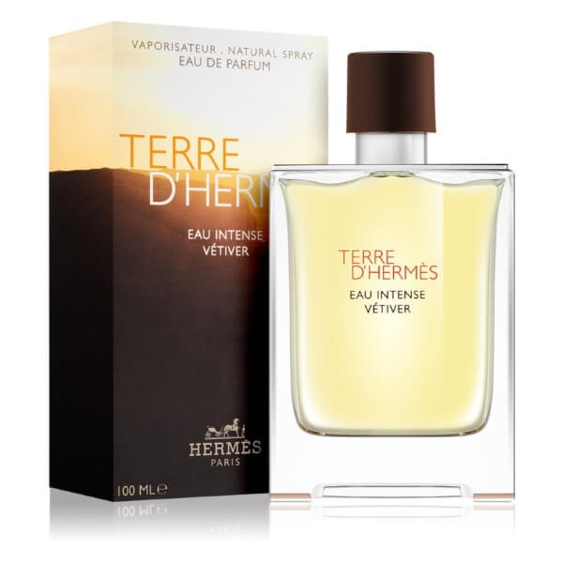 Hermes Terre d'Hermès Eau Intense Vétiver EDP 50 ml