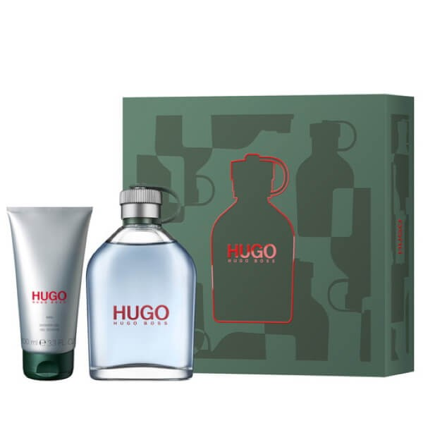Hugo Boss Hugo Man Set EDT-Douchegel