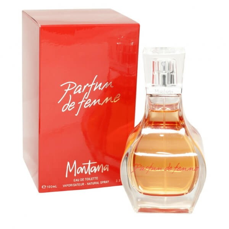Montana Parfum de Femme EDT 100 ml