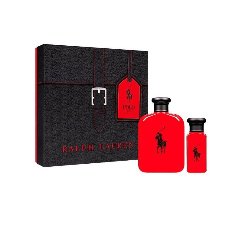 Ralph Lauren Polo Red Set 125 ml EDT + 30 ml EDT