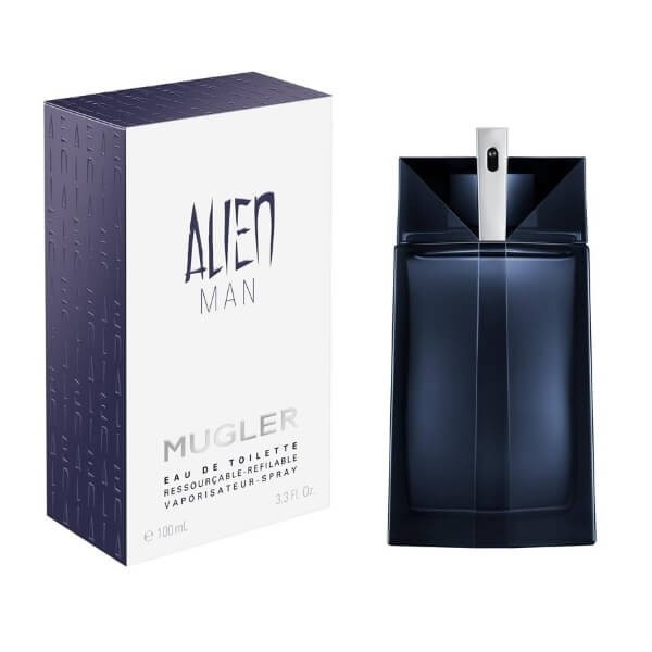 Mugler Alien Man EDT navulbaar 100 ml