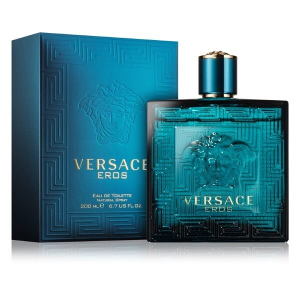 Versace Eros EDT 200 ml