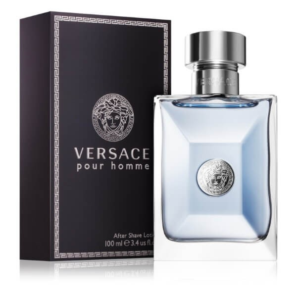 Versace Pour Homme Aftershave Lotion 100 ml
