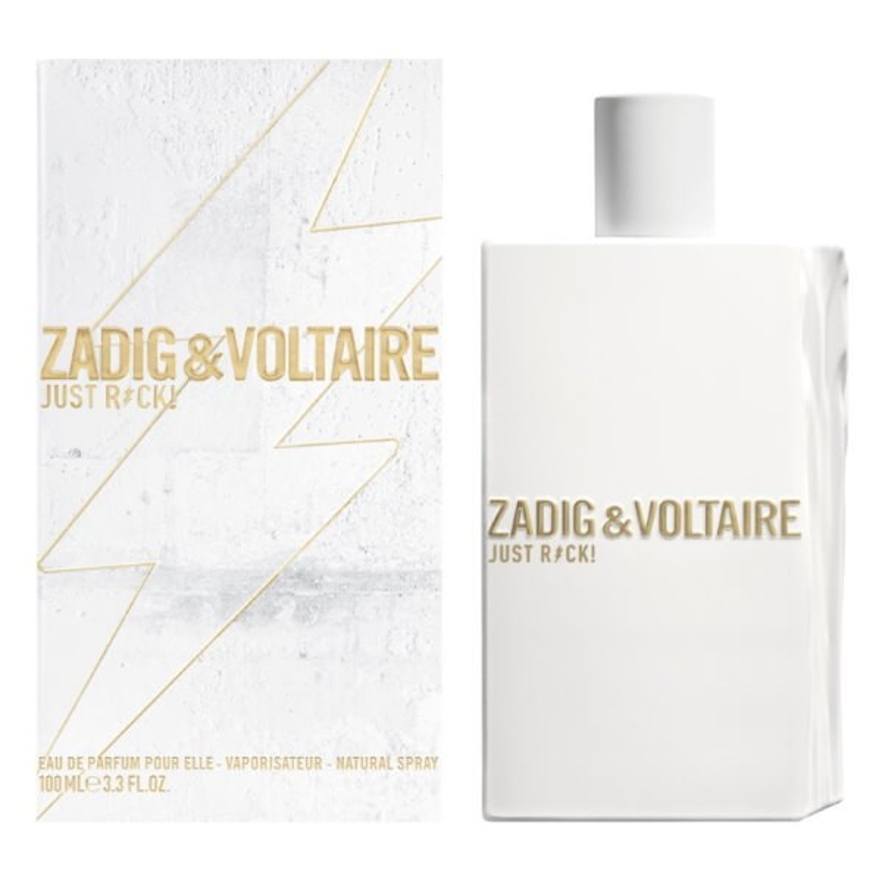 Zadig & Voltaire Just Rock! pour Elle EDP 100 ml