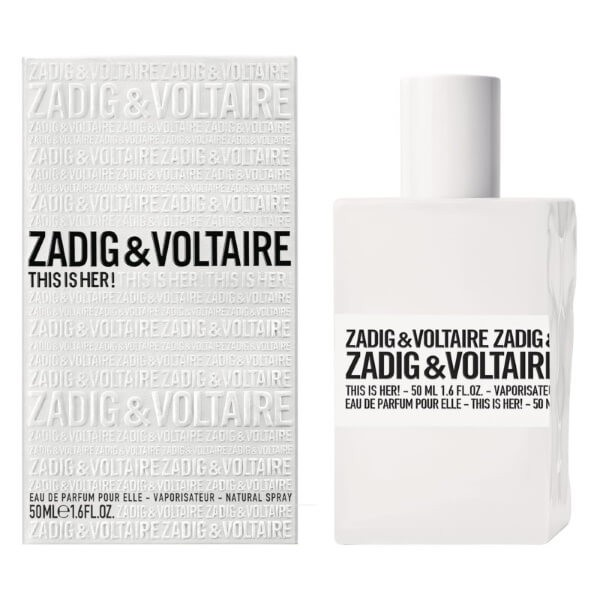 Zadig & Voltaire This is Her! EDP 50 ml