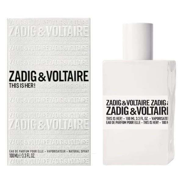 Zadig & Voltaire This is Her! EDP 100 ml