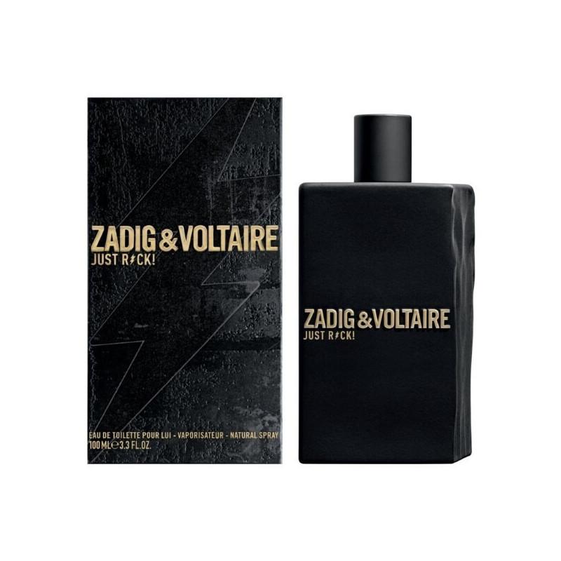 Zadig & Voltaire Just Rock! Pour Lui EDT 100 ml