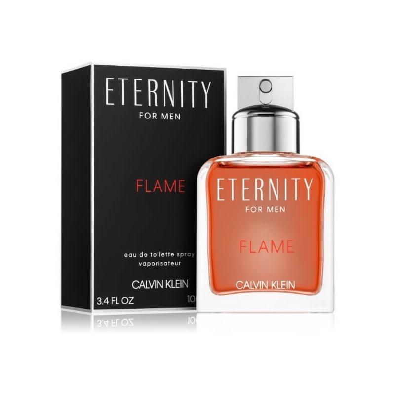 Calvin Klein Eternity for Men Flame EDT 100 ml