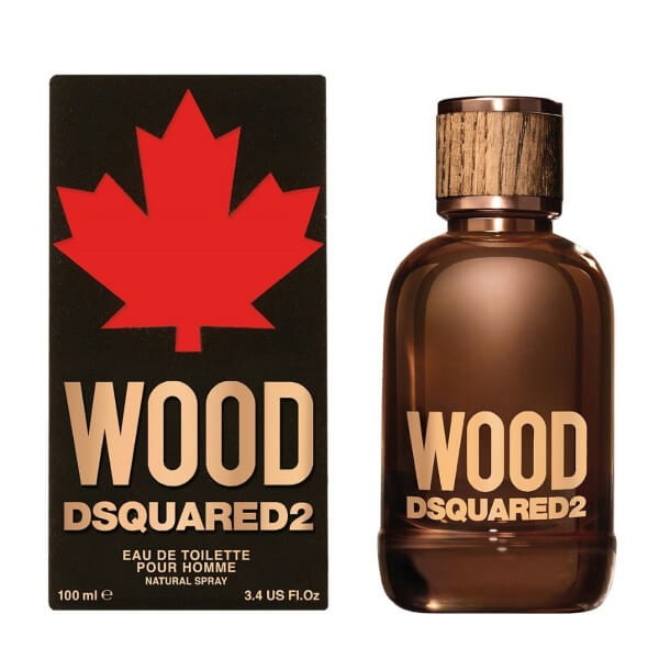 Dsquared² Wood Pour Homme EDT 50 ml