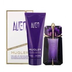 Mugler Alien Set EDP-Bodylotion