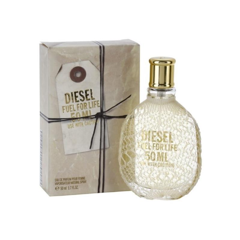 Diesel Fuel For Life Pour Femme EDP 50 ml
