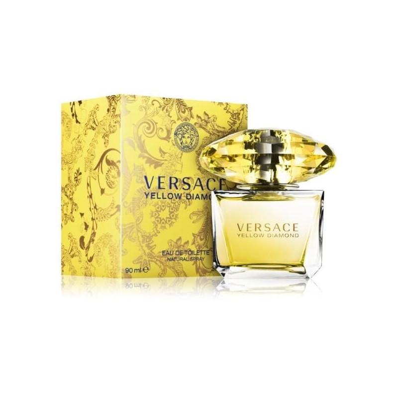 Versace Yellow Diamond EDT 200 ml