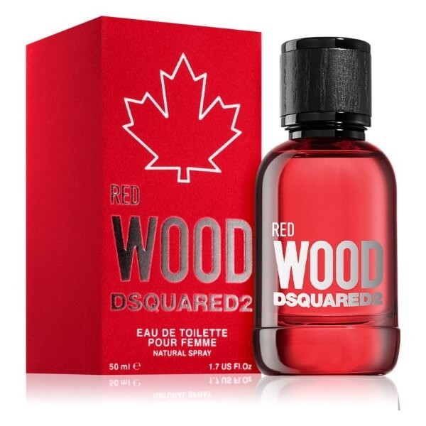 Dsquared² Red Wood EDT 50 ml